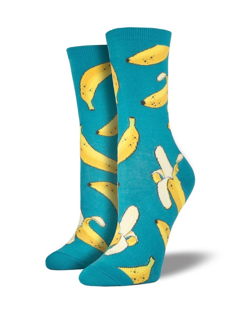 Socksmith Damensocken «Bananas»