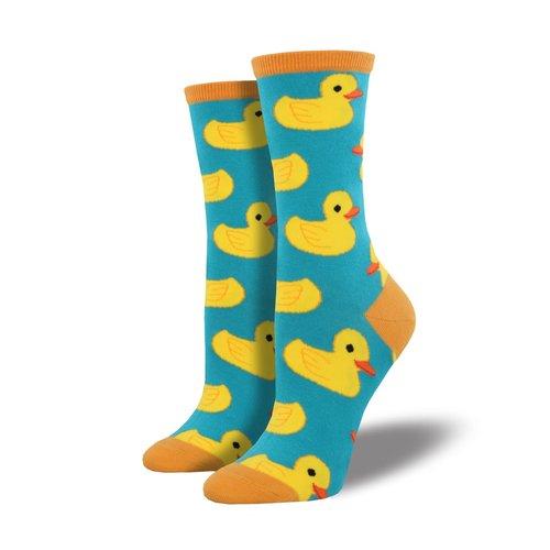 Socksmith Damensocken «Rubber Ducky»