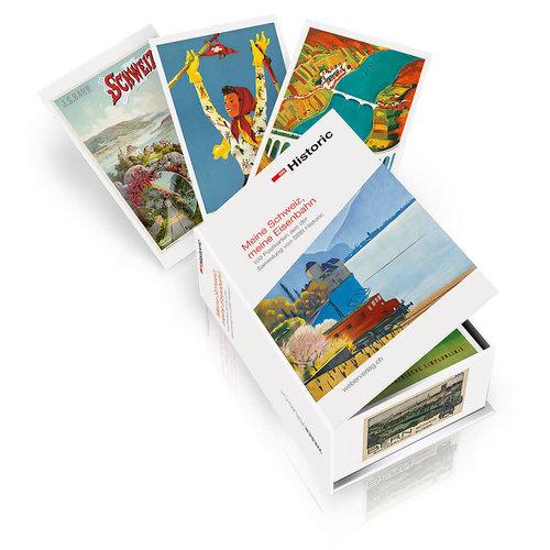 Postkarten SBB Historic