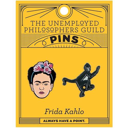 Pin Frida And Monkey