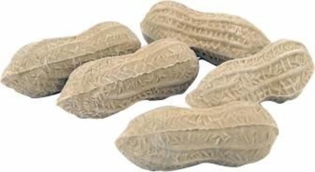 Erdnuss Radiergummi