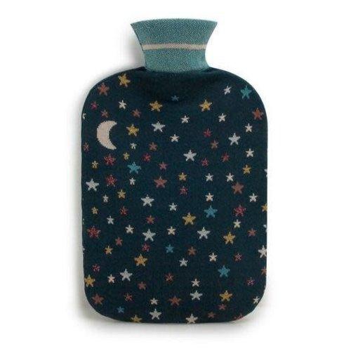 Bettflasche Nacht Sterne