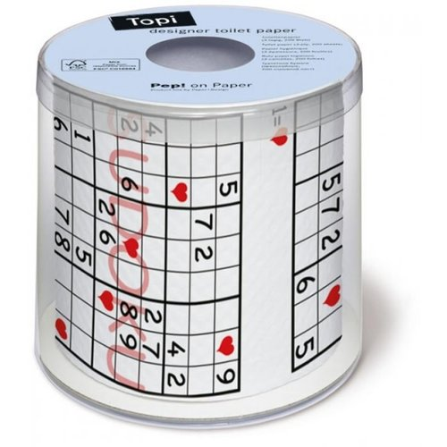 WC-Papier Sudoku