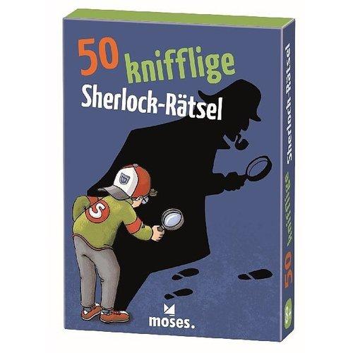 moses 50 Meisterhafte Sherlock-Rätsel