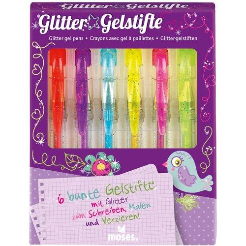 moses Glitter Gelstifte