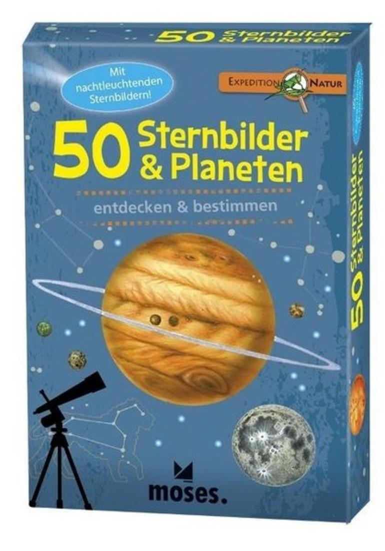 moses 50 Sternbilder & Planeten