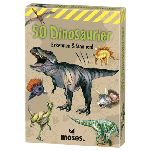 moses 50 Dinosaurier
