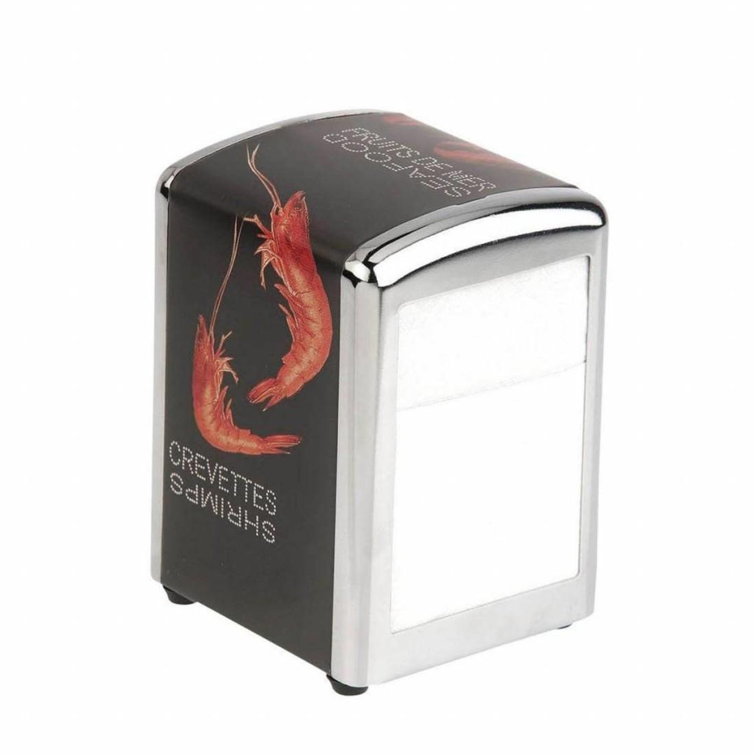 Servietten Dispenser «Seafood»