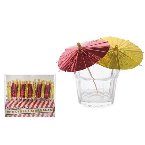Zahnstocher Schirme