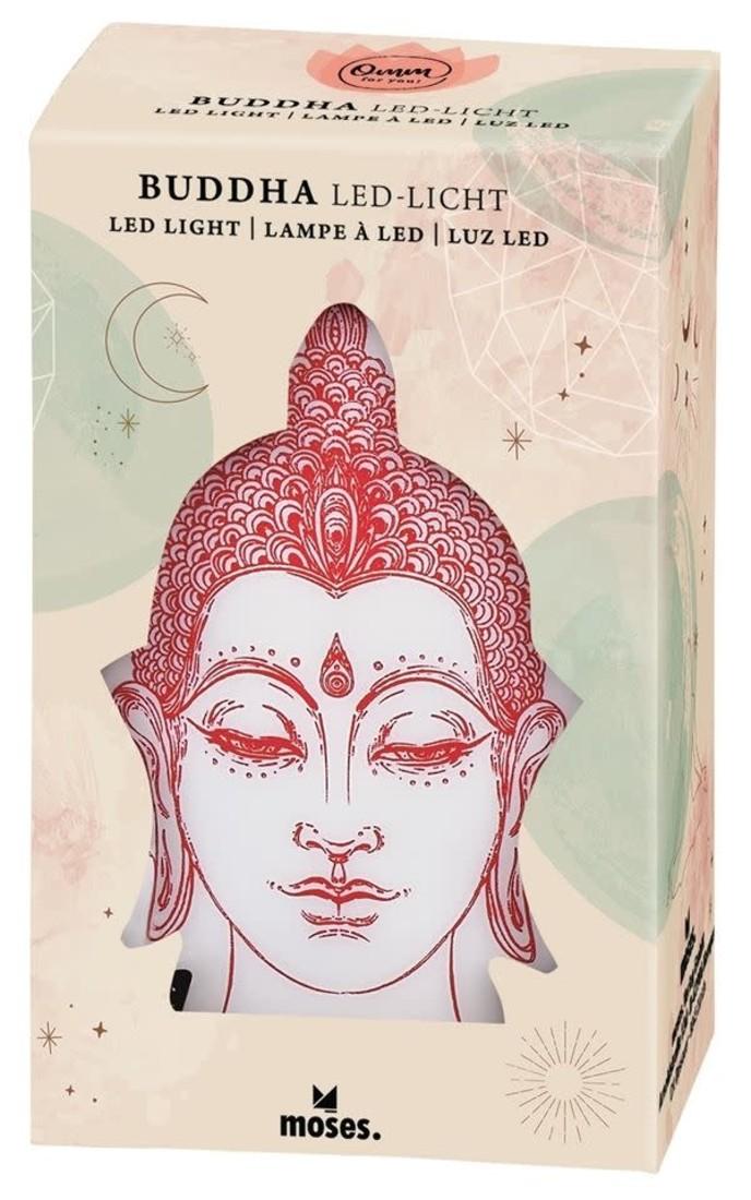 moses LED Buddha