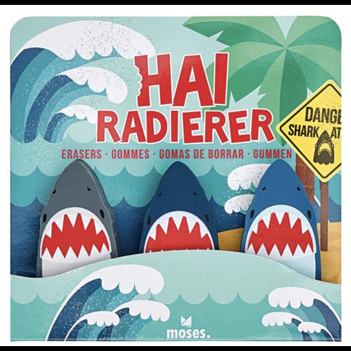 Radierer Hai
