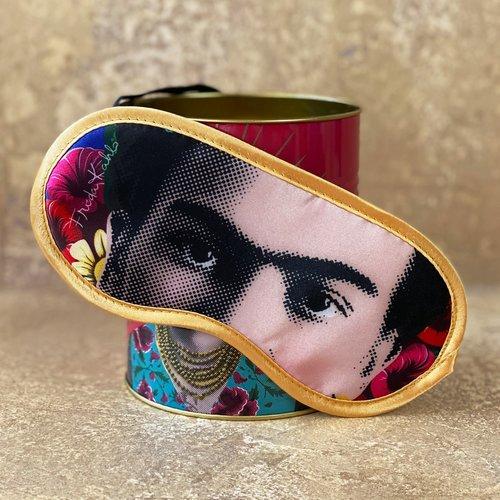 Augenmaske «Frida Kahlo»