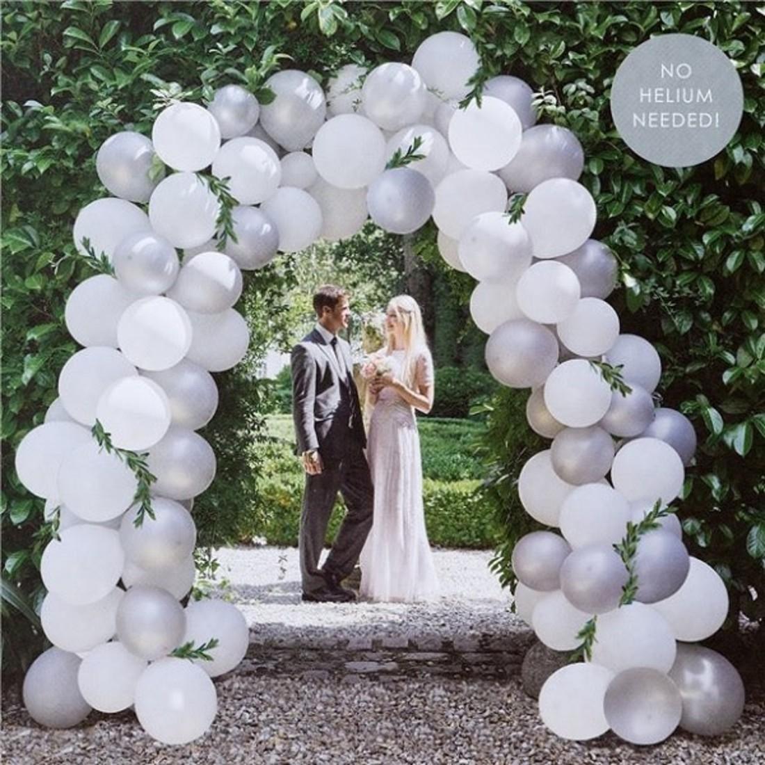 Ballon Set «Modern Romance»