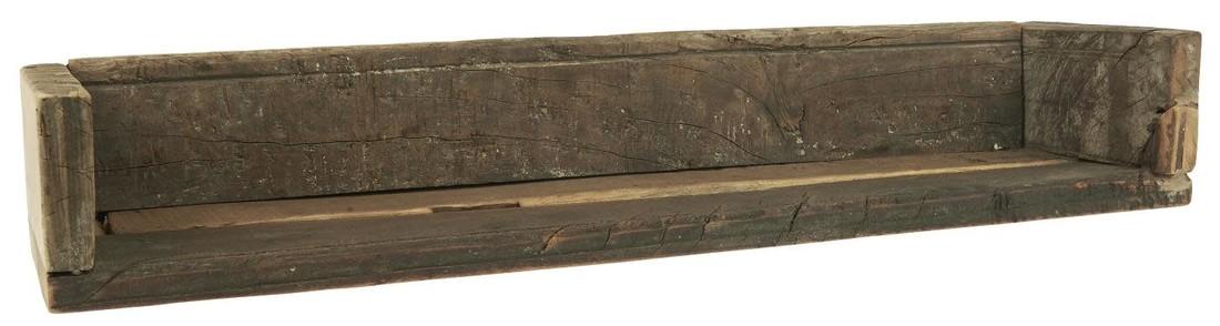 Holz Regal
