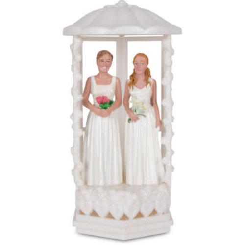 Cake Topper «Two Girls»