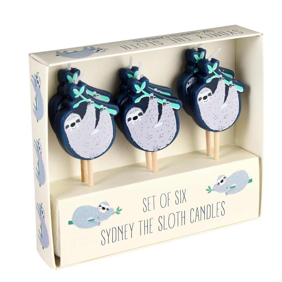 Kerzen «Sydney The Sloth»