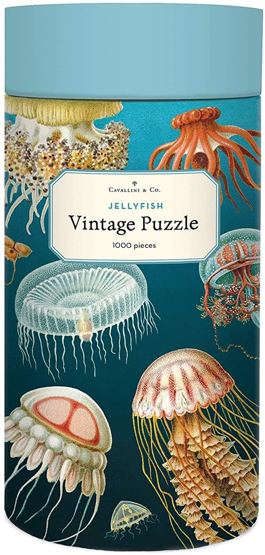Cavallini Puzzle «Jelly Fish»
