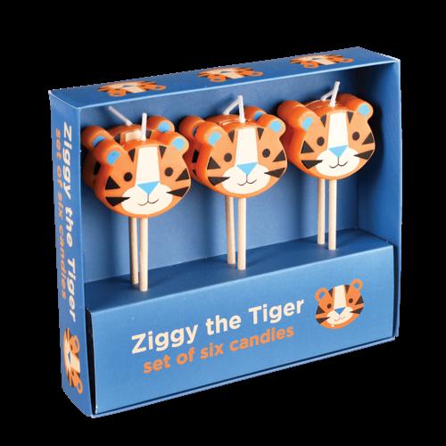 Kerzen «Ziggy The Tiger»