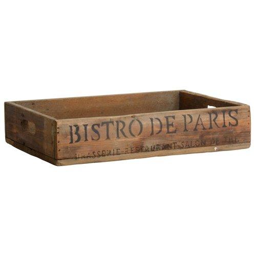Tablett «Bistro De Paris»