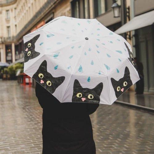 Regenschirm «Magische Katze»
