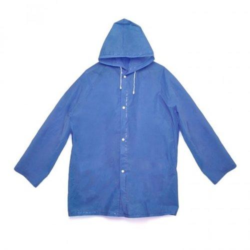 Regenjacke Blau