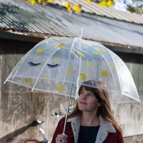 Regenschirm «Eyelash»