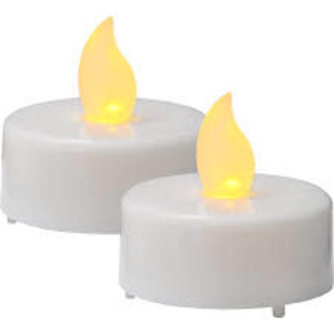 Elektrische Rechaud Kerze