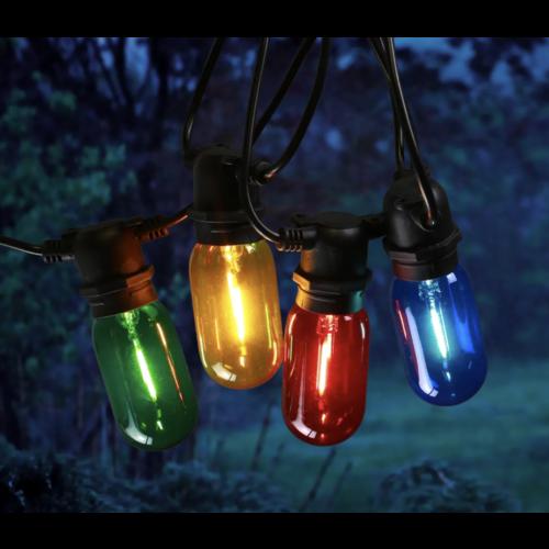 Lichterkette «Guinguette»
