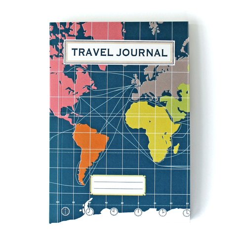 Reisetagebuch «World Map»