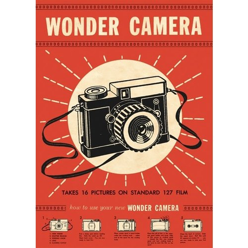 Poster «Wonder Camera»