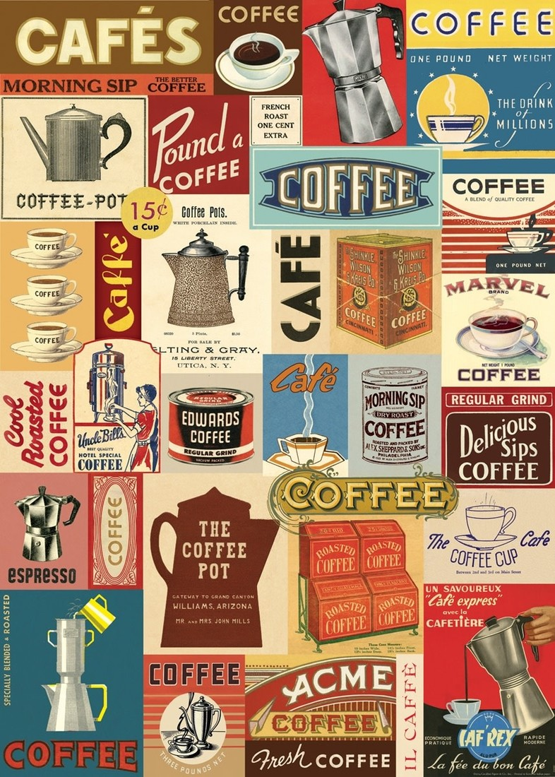 Poster «Coffee»