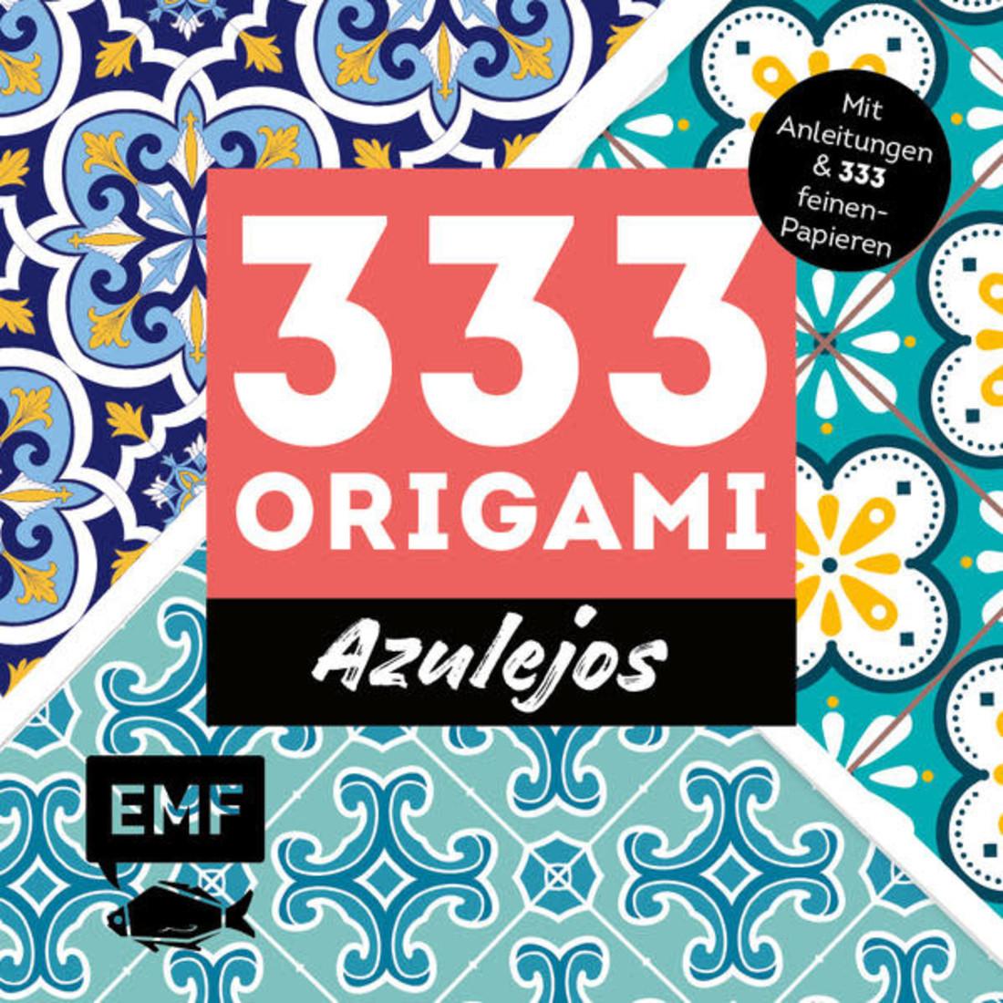 333 Origami «Azulejos»