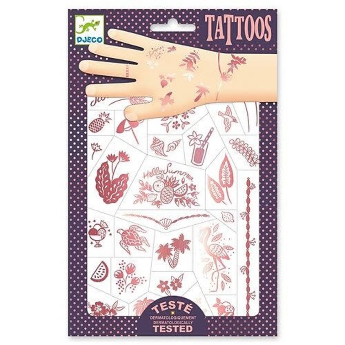 Tattoos «Hello Summer»