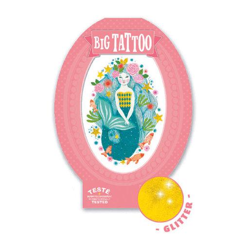 Djeco Tattoos «Aquablau»