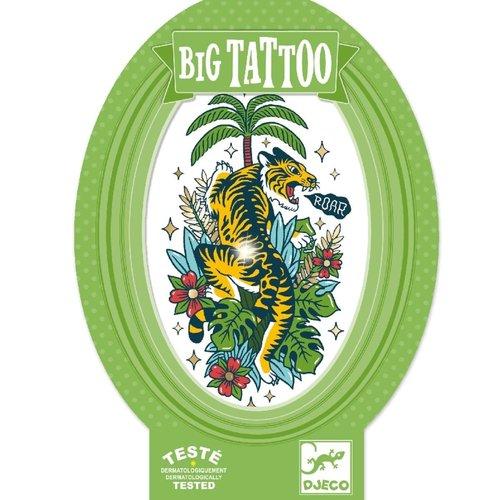 Djeco Tattoos «Tiger»