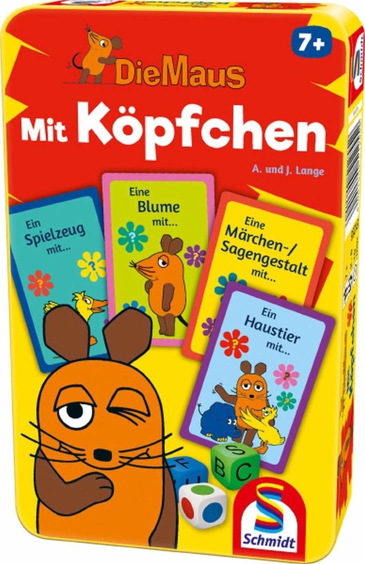 Djeco Die Maus, Mit Köpfchen