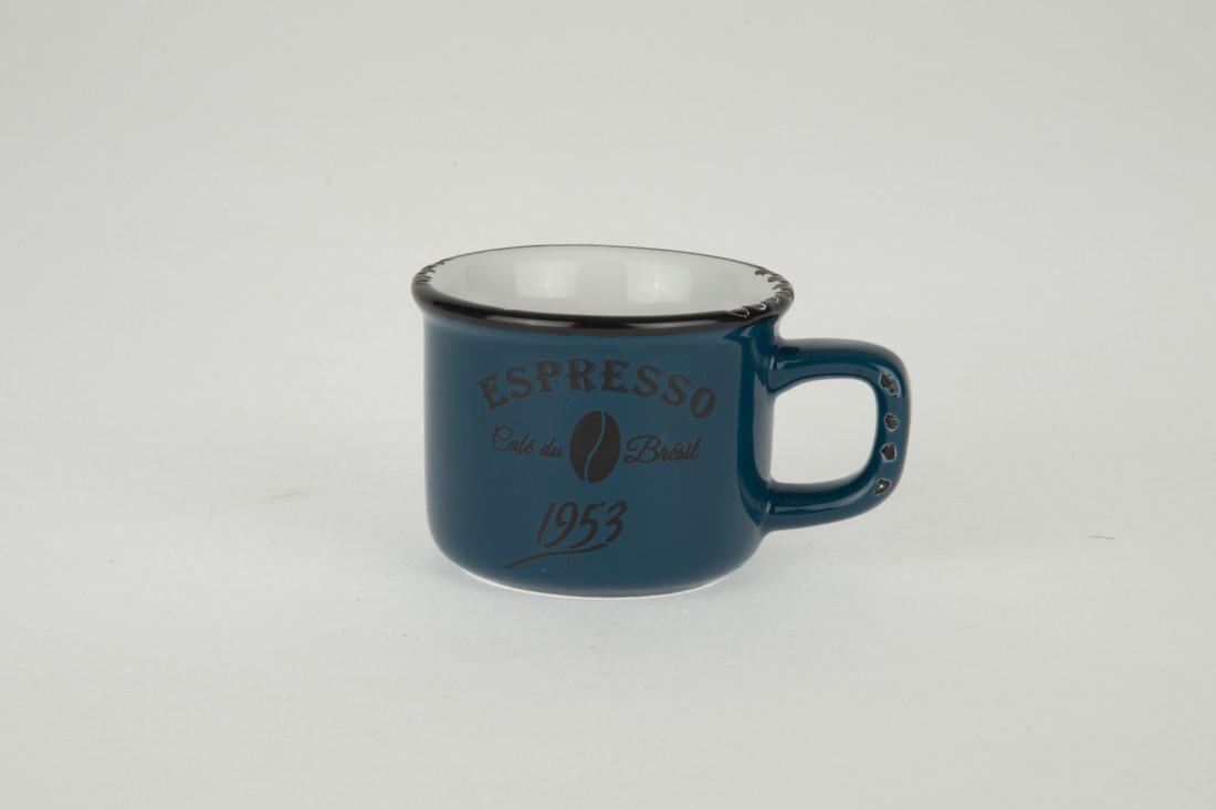 Tasse Espresso «Cafe Bresil»