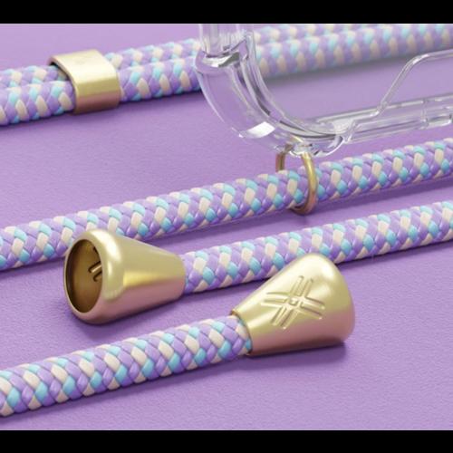 Xouxou Vibrant Pastel Necklace - iPhone