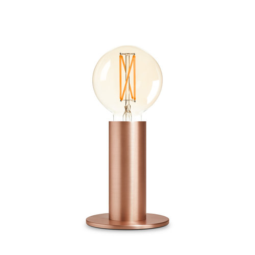 Edgar Home SOL Touch Lampe rose-gold