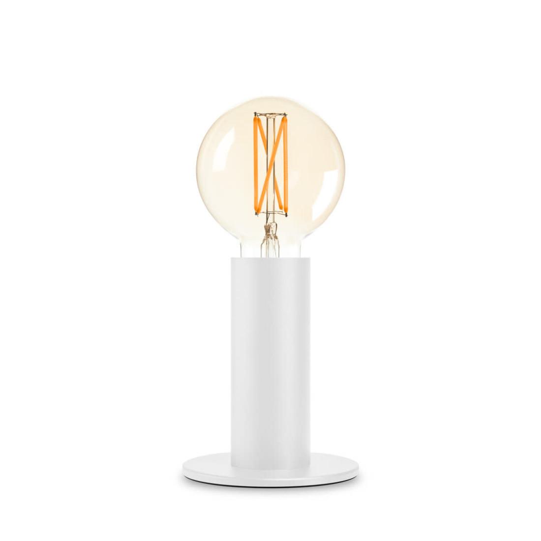 Edgar Home SOL Lamp white
