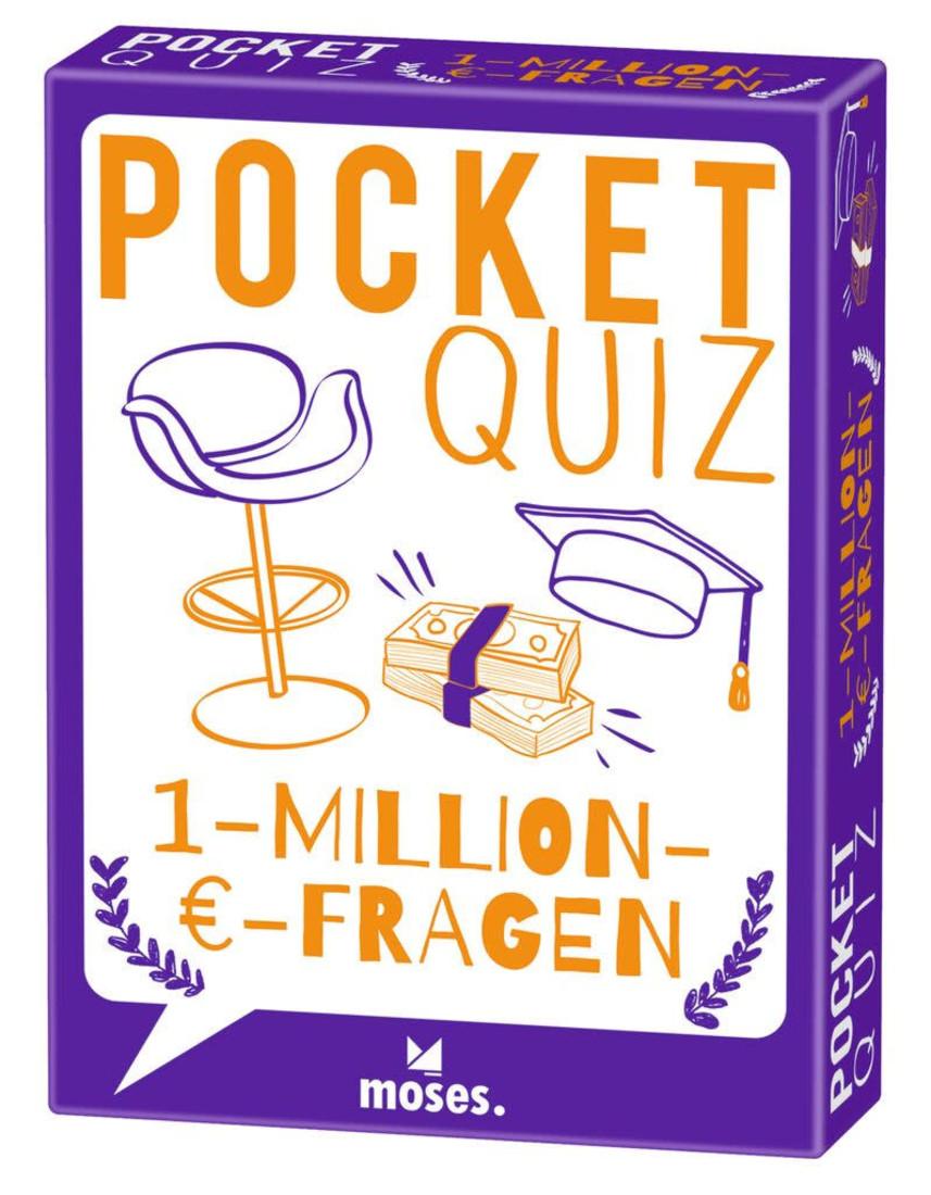 Pocket Quiz 1 Million € Fragen