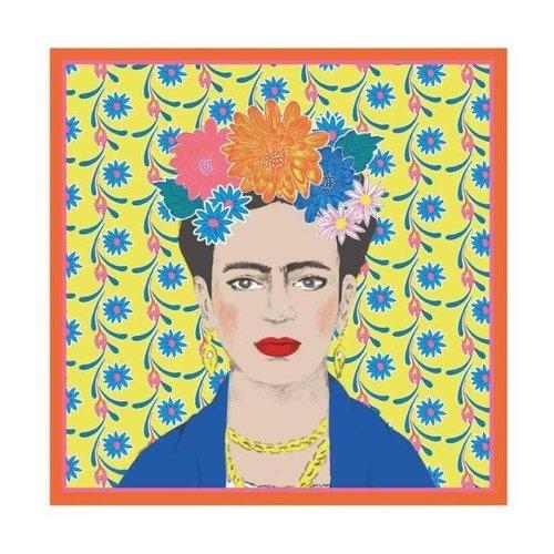 Talking Tables Papierservietten «Frida Kahlo»
