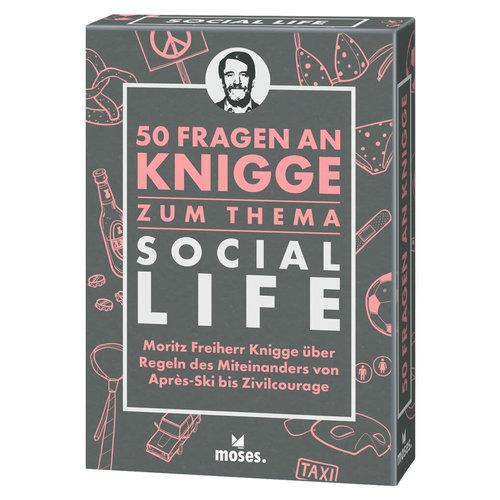 50 Fragen an Knigge «Social Life»