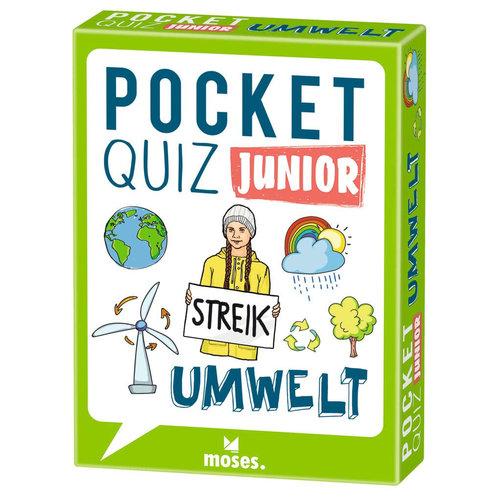 moses Pocket Quiz Junior Umwelt
