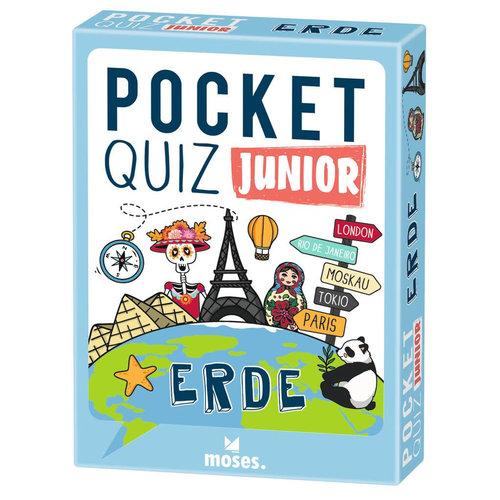 moses Pocket Quiz Junior Erde