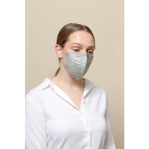 Green View FFP2 Masken grau