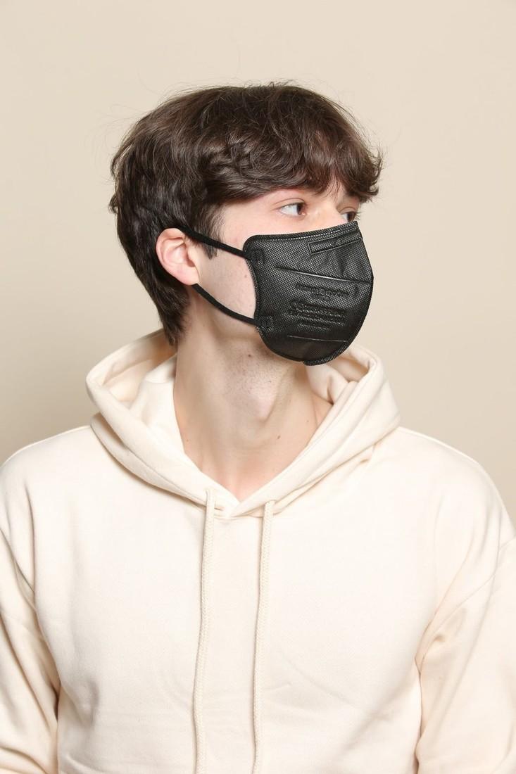Green View FFP2 Masken schwarz