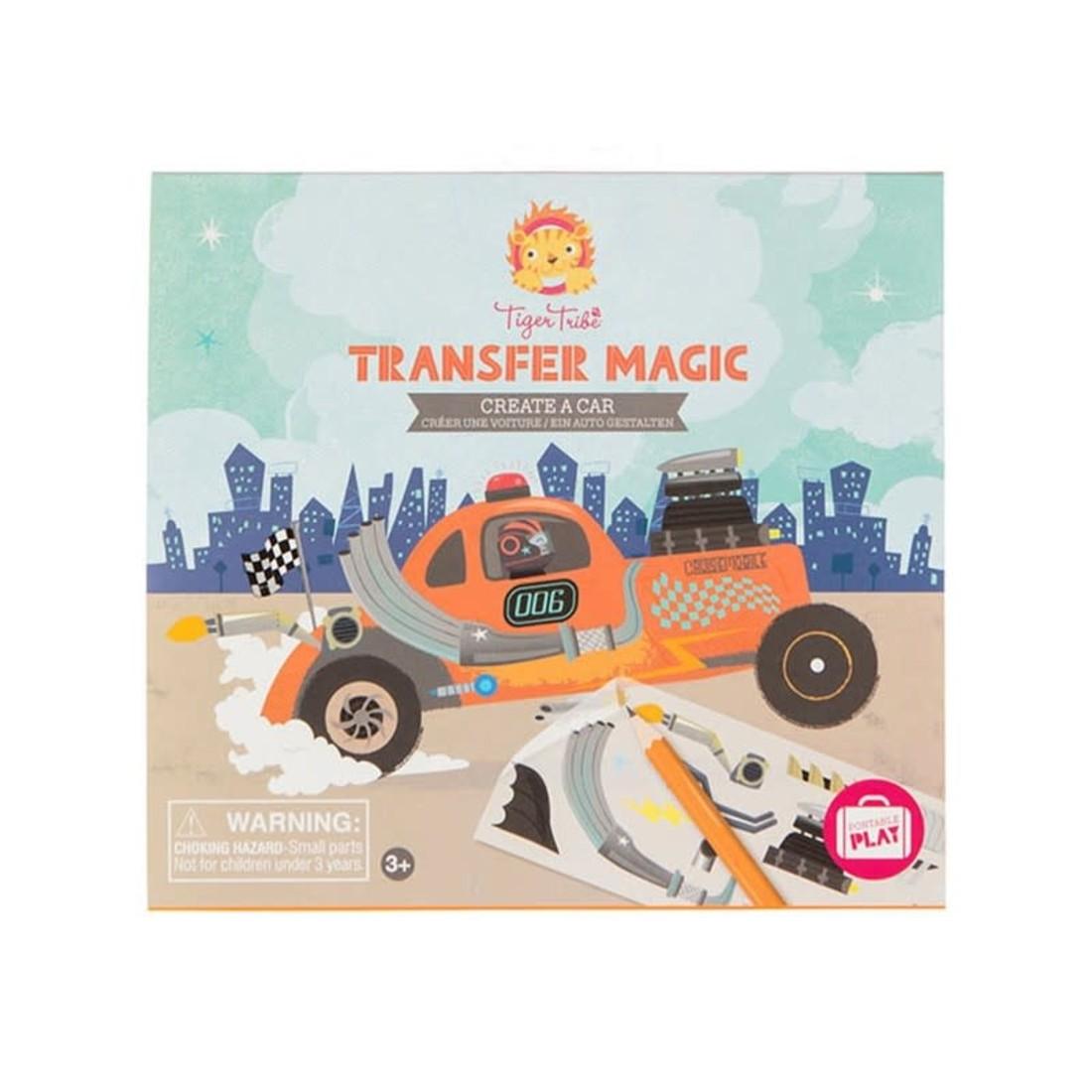 Transfer Magic  «Create a Car»