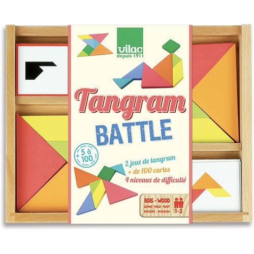 Tangram Battle