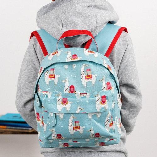 Rex International Mini Backpack «Dolly Llama»